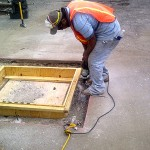 Tampa Concrete Companies, Skilled Work Photo - Asphalt and Concrete Parking Lot Maintenance (ACPLM)