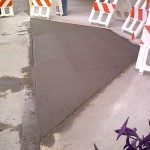 Paving Contractors, Tampa, FL, Poured Concrete Photo - Asphalt and Concrete Parking Lot Maintenance (ACPLM)