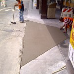 Paving Contractors, Tampa, FL, Concrete Inlay Photo - Asphalt and Concrete Parking Lot Maintenance (ACPLM)