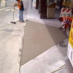 Paving Contractors, Tampa, FL, Concrete Inlay Photo - Asphalt and Concrete Parking Lot Maintenance (ACPLM)