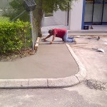 Tampa Concrete Companies, Curb And Sidewalk Photo - Asphalt and Concrete Parking Lot Maintenance (ACPLM)