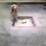 Tampa Concrete Companies, Working Crew Photo - Asphalt and Concrete Parking Lot Maintenance (ACPLM)