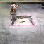Tampa Concrete Companies, Working Crew Photo - Asphalt and Concrete Parking Lot Maintenance (ACPLM)