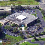 Asphalt Sealcoating, Tampa, FL Facility Aerial Photo - Asphalt and Concrete Parking Lot Maintenance (ACPLM)