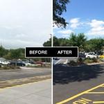 Asphalt Concret Parking Lot Maintenance