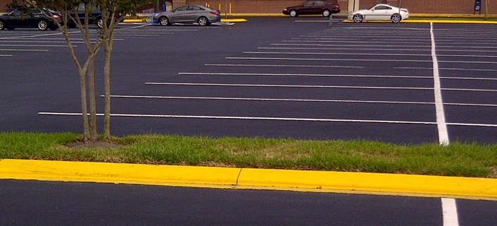 ACPLM Parking Lot Striping in Orlando, Florida