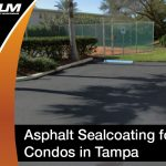 Asphalt-Sealcoating