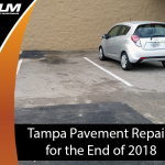 Banner: Tampa Pavement Repairs for the End of 2018