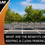 clean-parking-lot